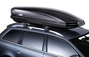 Dachgepäckbox - Thule Motion XXL (900) - Schwarz glänzend