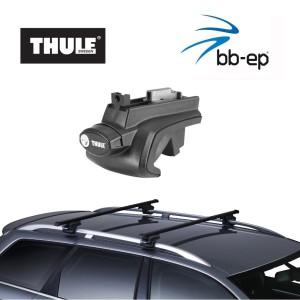 Dachträger Touran - Thule Premium Stahl Dachträger